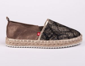 Espadryle damskie BIG STAR SHOES FF274A515