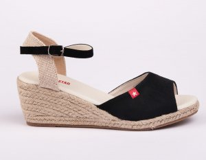 Espadryle damskie BIG STAR SHOES FF274535