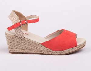 Espadryle damskie BIG STAR SHOES FF274538