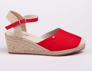 Espadryle damskie BIG STAR SHOES FF274545