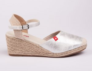 Espadryle damskie BIG STAR SHOES FF274518