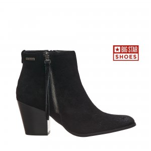 Botki damskie BIG STAR SHOES GG274362
