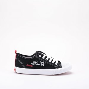 Sneakersy damskie BIG STAR DD274827