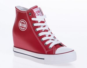 Trampki damskie BIG STAR SHOES EE274614