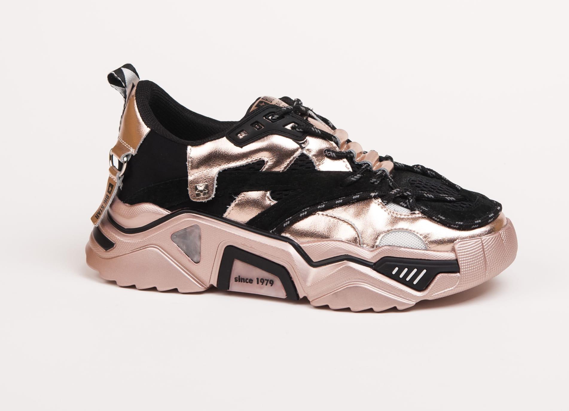 by Daniel Lopez najnowsza kolekcja butów BIG STAR SHOES